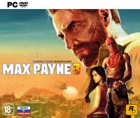 Игра Ключ для Max Payne 3 - RU