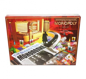 Настольная игра 'Монополия'
