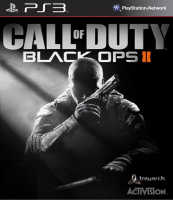 игра Call of Duty: Black Ops 2 PS3