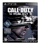 игра Call of Duty Ghosts + Free Fall PS3