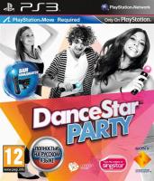 игра DanceStar Party PS3