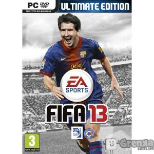 игра FIFA 13 Ultimate Edition