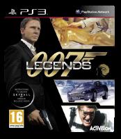 игра James Bond: Legends PS3