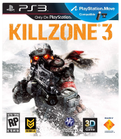 игра Killzone 3 Move 3D PS3