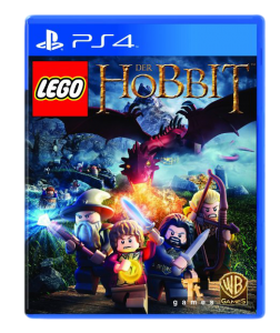 игра LEGO The Hobbit PS4 - Русская версия