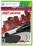 игра Need For Speed Most Wanted Limited Edition (2012) XBOX 360