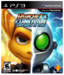игра Ratchet and Clank: A Crack in Time PS3