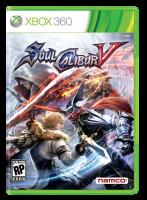 игра SoulCalibur V Xbox 360