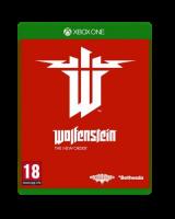 игра Wolfenstein: The New Order XBOX ONE