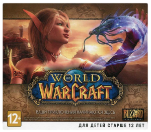 игра World of Warcraft (рус.в.) (14 дней)