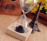 Подарок Магнитные песочные часы