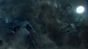 скриншот Bloodborne PS4 - Порождение крови - Русская версия #7