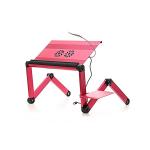 Подарок Столик трансформер для ноутбука UFT  Yoko Vip Pink