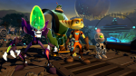 скриншот Ratchet and Clank: All 4 One PS3 #3