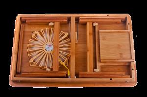 фото Бамбуковый столик для ноутбука UFT T25 #3