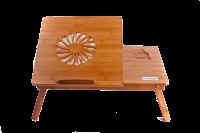 Подарок Бамбуковый столик для ноутбука UFT T25