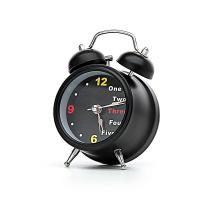 Подарок Часы будильник с подсветкой UFT Alarm Clock Retro