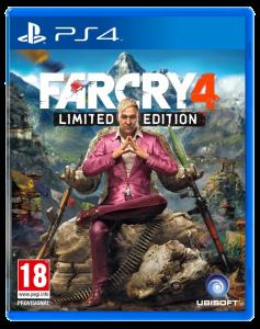 скриншот FAR CRY 4. Limited edition PS4 - FAR CRY 4. Специальное издание - Русская версия #7