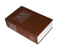 Подарок Книга-сейф The New ENGLISH Dictionary стандарт