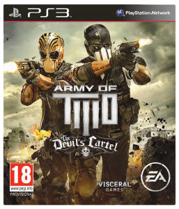 игра Army of Two: The Devil's Cartel PS3
