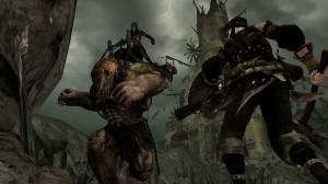скриншот Dark Souls 2 Black Armor Edition XBOX 360 #2