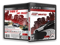 игра Need for Speed: Most Wanted PS3