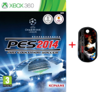 игра Pro Evolution Soccer 2014 X-BOX