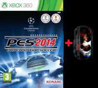игра Pro Evolution Soccer 2014 X-BOX