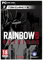игра Tom Clancy's Rainbow 6: Patriots