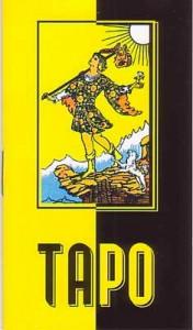 Книга Таро Райдер-Уэйт (карты) 78 карт