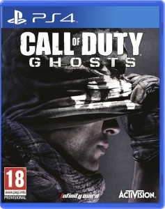 игра Call of Duty: Ghosts PS4