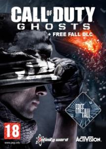 игра Call of Duty: Ghosts + DLC Free Fall Расширенное издание