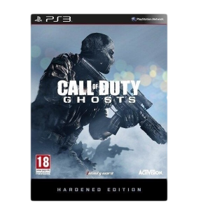 игра Call of Duty Ghosts Hardened Edition PS3
