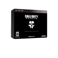 игра Call of Duty Ghosts Prestige Edition PS3