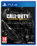 игра Call of Duty: Advanced Warfare. Atlas Limited Edition PS4
