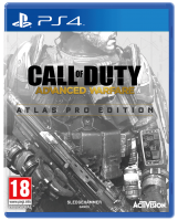 игра Call of Duty: Advanced Warfare. Atlas Pro Edition PS4