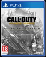игра Call of Duty: Advanced Warfare. Atlas Pro Edition PS4