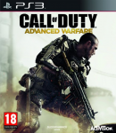 игра Call of Duty: Advanced Warfare PS3