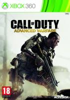 игра Call of Duty: Advanced Warfare XBOX 360