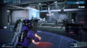 скриншот Mass Effect #3