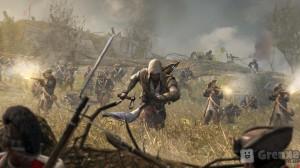 скриншот Assassin's Creed 3 Обновленная Версия PS4 - Русская версия #2