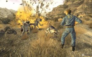 скриншот Fallout. New Vegas #2