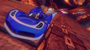 скриншот Sonic & All-Star Racing Transformed #2