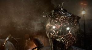 скриншот The Evil Within PS4 - Русская версия #2