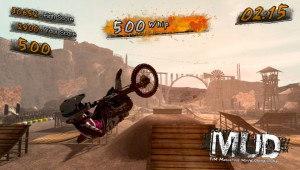 скриншот MUD: Motocross World Championship #2