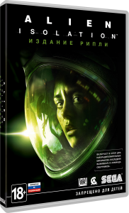 игра Alien: Isolation. Nostromo Edition