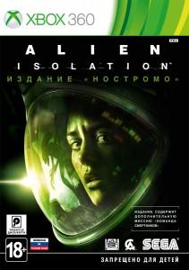 игра Alien: Isolation. Nostromo Edition XBOX 360