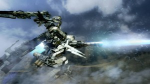 скриншот Armored Core: Verdict Day X-BOX #2
