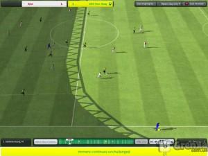 скриншот Football Manager 2011 #2