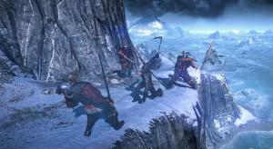 скриншот Witcher 3 Wild hunt PS4 - Ведьмак 3 Дикая охота - Русская версия #2